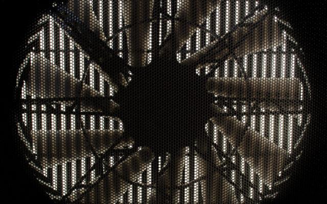 Teile für Ventilatoren von duomet