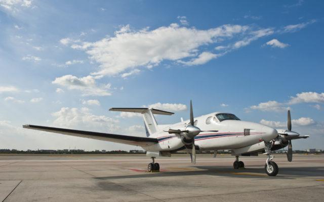 duomet liefert Teile für die Flugzeugindustrie