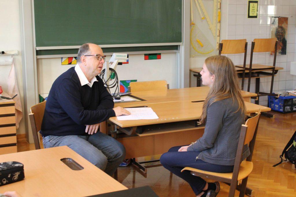 Bewerbungstraining mit Willi Hilbinger