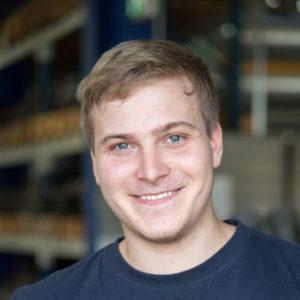 Fabian Hirtenlehner, Metalltechnik bei duomet