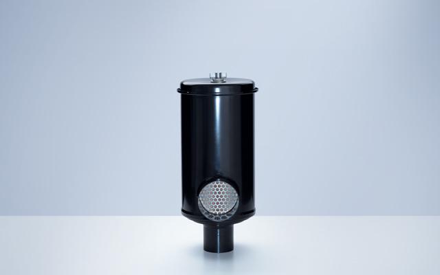 Luftfilter pulverbeschichtet