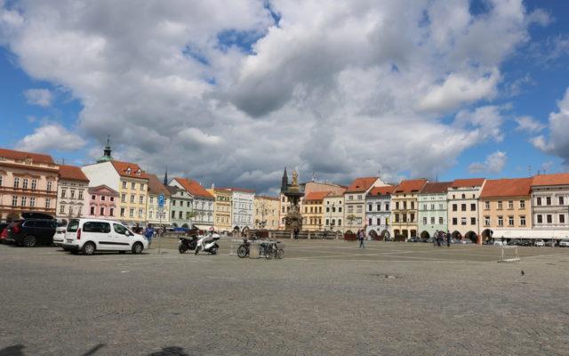 Stadtplatz Budweis