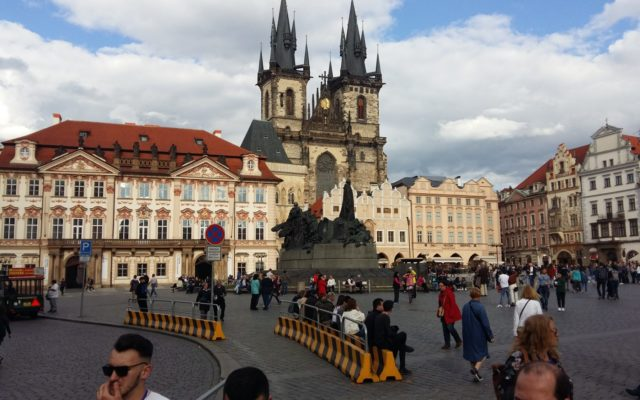 Prager Altstadt