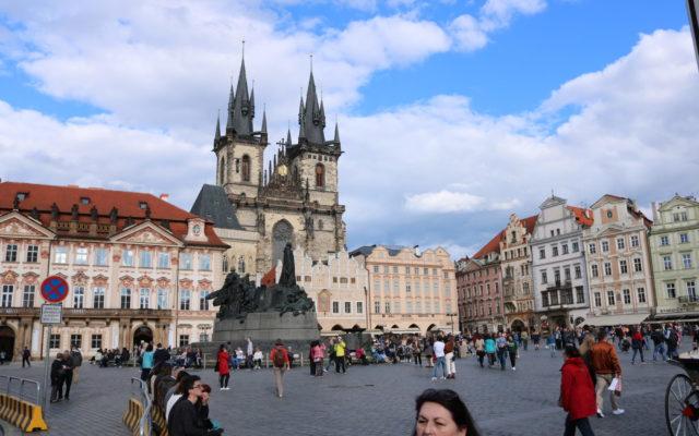 Altstadt Ring Prag