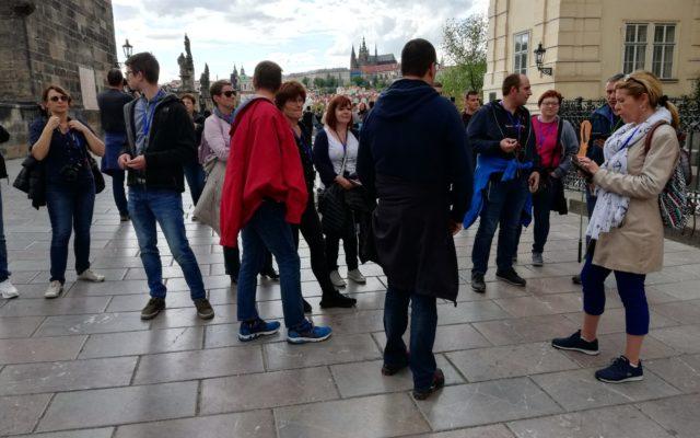 Fremdenführung durch Prag